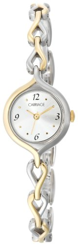 Carriage-Timex-Womens-Bracelet-Watch