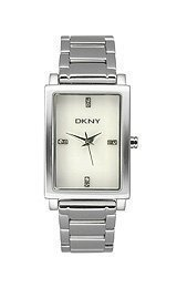 DKNY-Steel-Women-Braclet-Mother-Pearl-Diamond