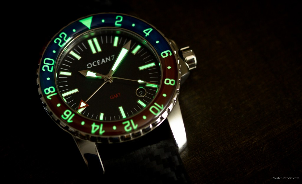 Ocean7 LM5 GMT Detail Illumination