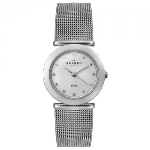 Skagen-Mesh-Bracelet-Watch
