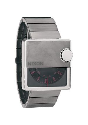 Nixon-the-murf-wrist-watch-gunmetal