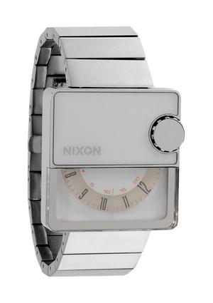 Nixon-the-murf-wrist-watch-white