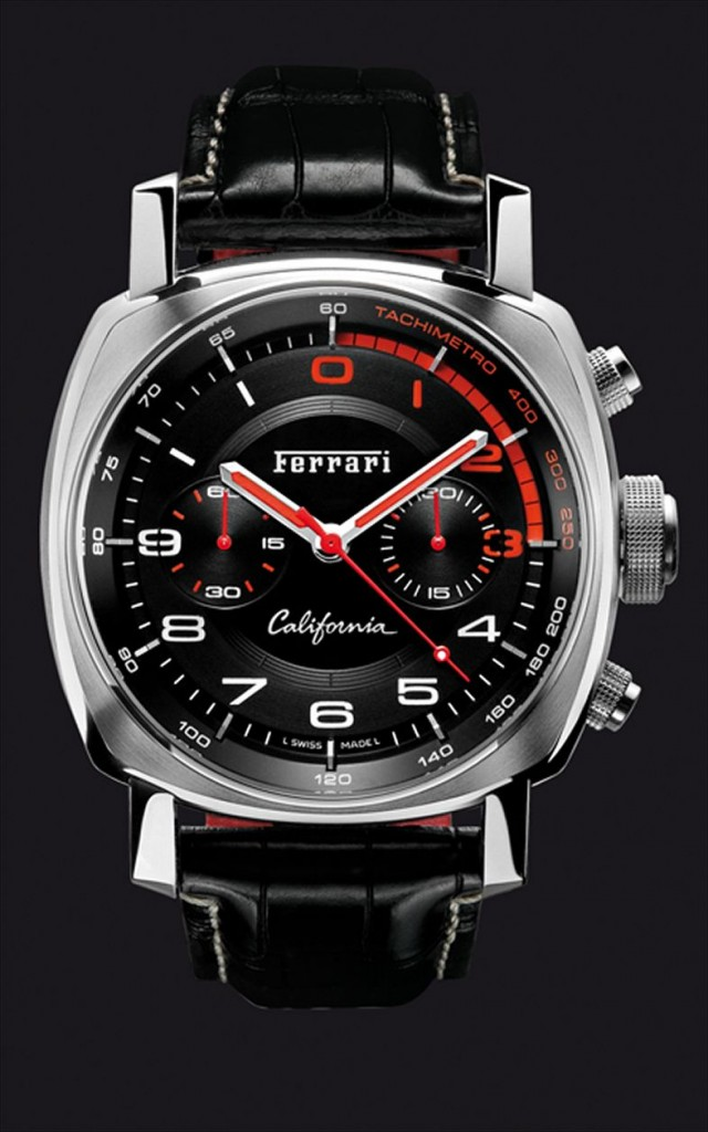 Panerai-Ferrari-California-Chronograph-Flyback-watch