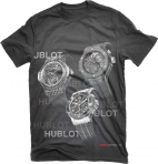 Hublot Multiple Dark Gray T-Shirt