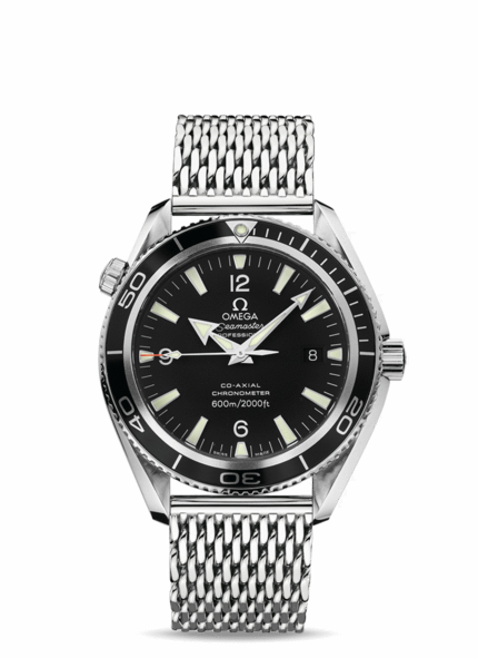 Omega Watches Planet Ocean Steel