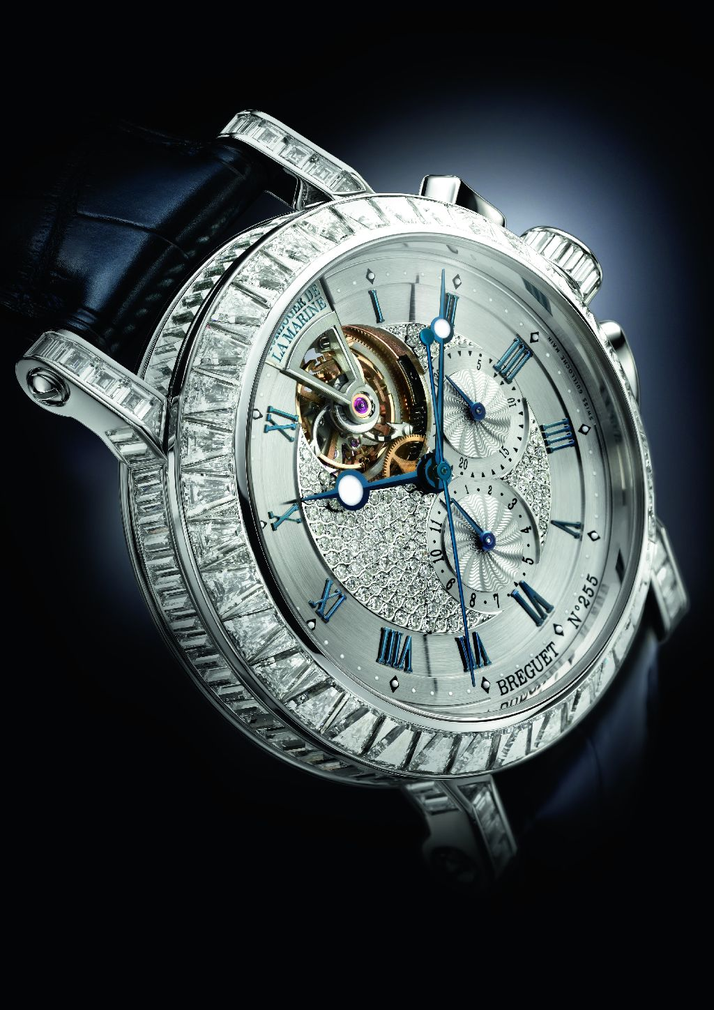 Breguet Marine Tourbillon Chronograph Watch