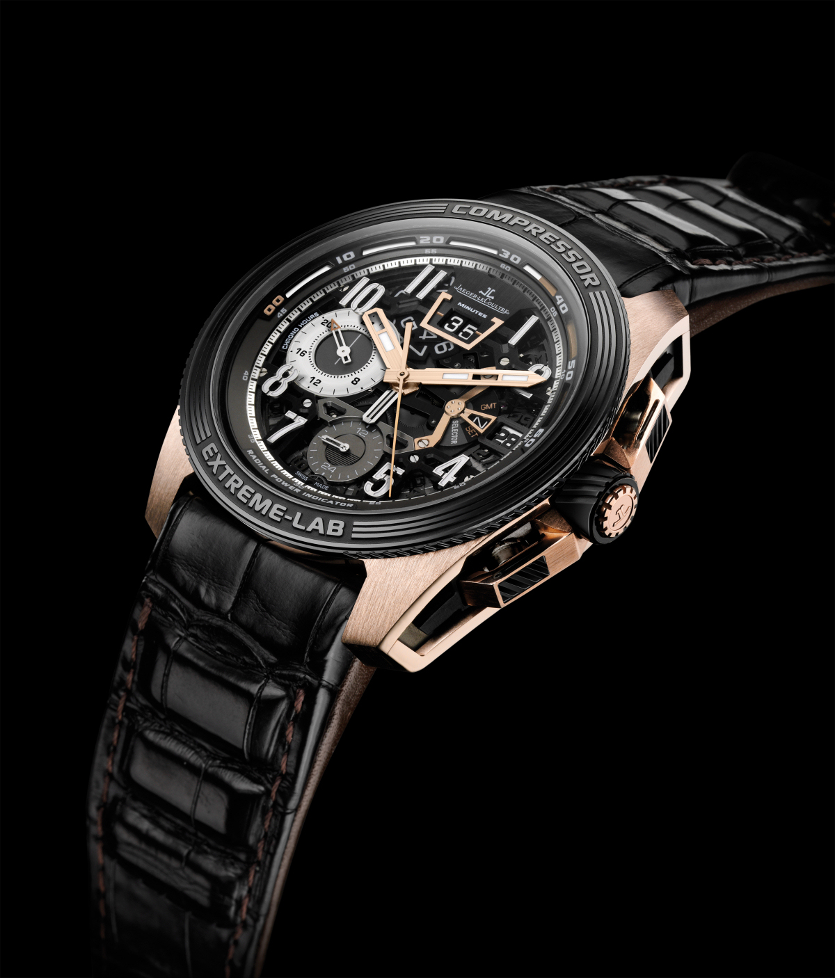 Jaeger LeCoultre's Master Compressor Extreme LAB-2